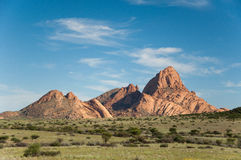 Spitzkoppe Stock Photo