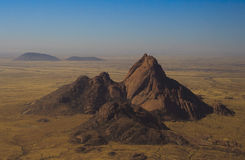 Spitzkoppe Mountaion Stock Images