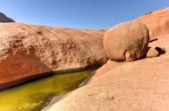 Spitzkoppe, Namibia Zdjęcia Stock