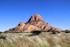 Spitzkoppe Namibia Afryka Zdjęcia Royalty Free