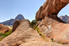 Spitzkoppe, Namibia Royalty Free Stock Photos