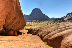 Spitzkoppe, Namibia Stock Photo