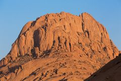 Spitzkoppe, Namibia Royalty Free Stock Images