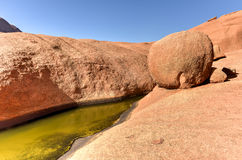 Spitzkoppe, Namibia Stock Photos