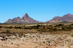 Spitzkoppe. Rock Paintings Spitzkoppe Namibia africa stock images