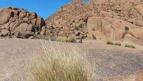 Spitzkoppe, unikalna rockowa formacja w Damaraland, Namibia zbiory