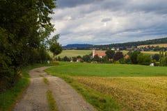 Spitzkunnersdorf Obrazy Stock