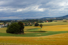 Spitzkunnersdorf Royalty Free Stock Photography