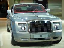 spöke Rolls Royce Royaltyfri Foto