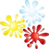 Splash Royalty Free Stock Images