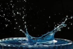 Splash royalty free stock photo