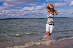 Splash it!!! Royalty Free Stock Photography
