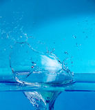 Splash Royalty Free Stock Photography