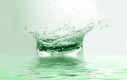 splash Στοκ Εικόνα