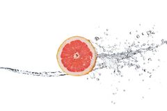 Splash Stock Image