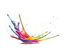 Splash Stock Illustration