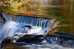 Splash of Autumn Royalty Free Stock Photography