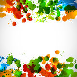 Splash background Royalty Free Stock Images