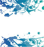 Splash background Royalty Free Stock Photos