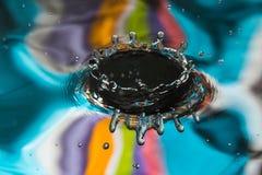 Splash down Stock Image