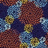 Splash drops seamless pattern Royalty Free Stock Photo