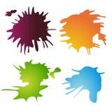 Splash element Stock Photography