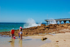 Splash Festival at Hobie Beach, Port Elizabeth royalty free stock photo