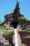 Splash Mountain Royalty Free Stock Images