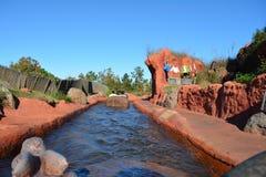 Splash mountain, Magic Kingdom, Walt disney world Royalty Free Stock Image