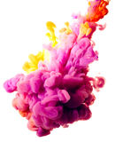 Splash of paint Royalty Free Stock Images