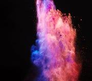 Splash of paint Stock Image