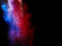 Splash of paint Royalty Free Stock Image