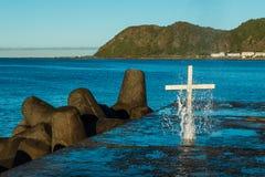 Splash of Salvation Stock Photography