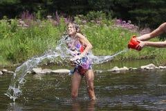 Splash - Series Royalty Free Stock Image