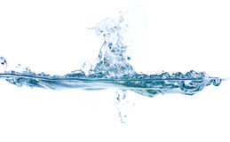 Splash water Royalty Free Stock Image