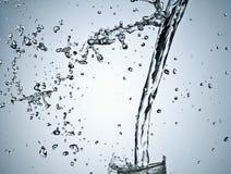Splash of water Stock Photo