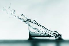 splash water Στοκ φωτογραφία με δικαίωμα ελεύθερης χρήσης
