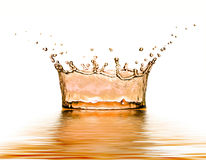 Splash water Royalty Free Stock Photos