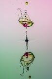 A splash of water Royalty Free Stock Image
