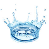 Splash water Royalty Free Stock Photo