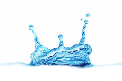 Splash water Royalty Free Stock Photography