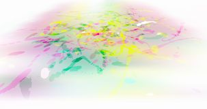 Splash watercolor background. plus EPS10 Stock Image