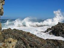 Splash wave Stock Photos