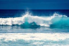 Splash Wave Royalty Free Stock Photos