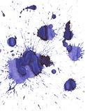Splashes Stock Image