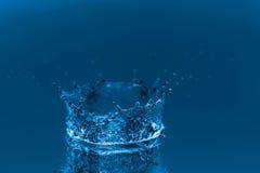 Splashes of water Stock Photo