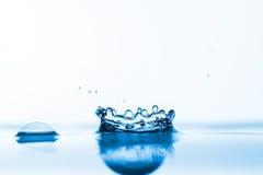 Splashes of water Stock Photos