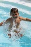 Splashing Royalty Free Stock Image