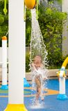 Splashing Good Time Stock Images