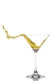 Splashing Martini Stock Photos